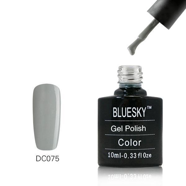 Bluesky DC75 Quiet Grey UV/LED Gel Nail Soak Off Polish 10ml