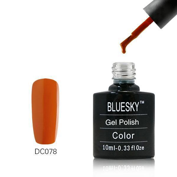 Bluesky DC78 Modesty UV/LED Gel Nail Soak Off Polish 10ml