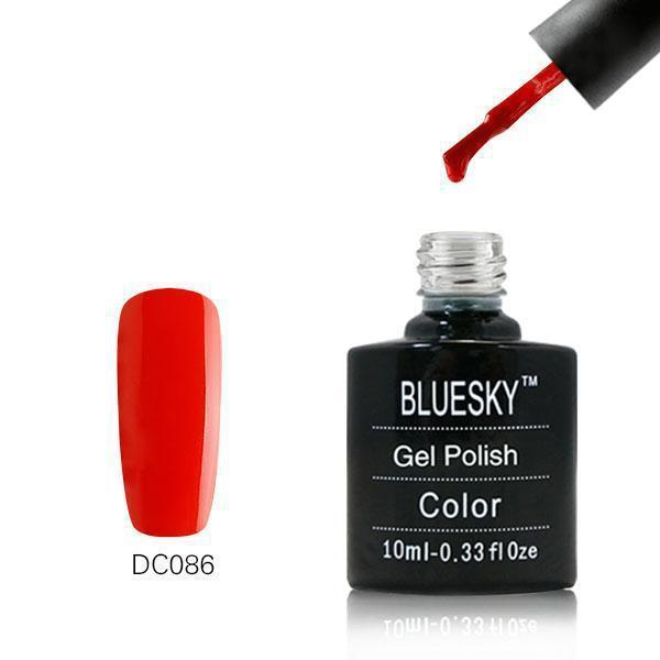 Bluesky DC86 Morning Sun UV/LED Gel Nail Soak Off Polish 10ml