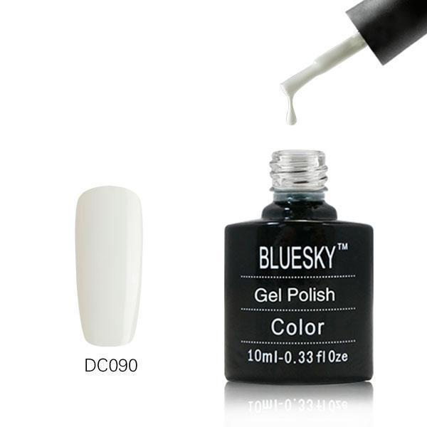Bluesky DC90 French White UV/LED Gel Nail Soak Off Polish 10ml