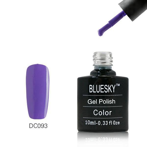Bluesky DC93 Romantic Lavender UV/LED Gel Nail Soak Off Polish 10ml