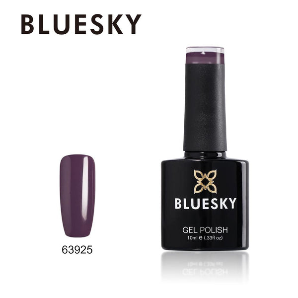 Bluesky Gel Polish 63925 Purple Mauve