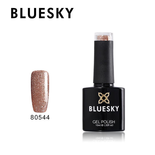 Bluesky Gel Polish 80544 Tinsel Toast