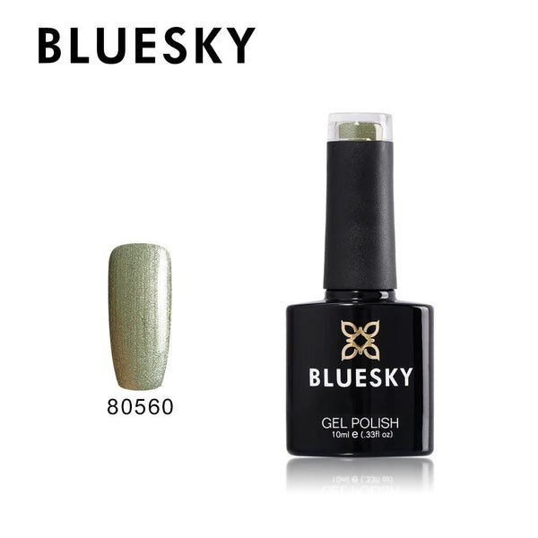 Bluesky Gel Polish 80560 Steel Glaze