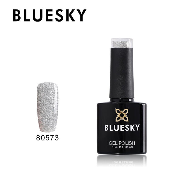 Bluesky 80573 Ice Vapour UV/LED Soak Off Gel Nail Polish 10ml