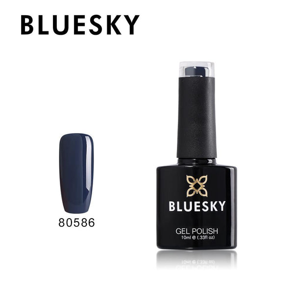 Bluesky 80586 Corduroy UV/LED Soak Off Gel Nail Polish 10ml