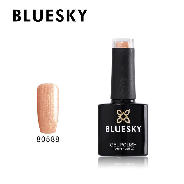 Bluesky 80588 Grand Galla UV/LED Soak Off Gel Nail Polish 10ml