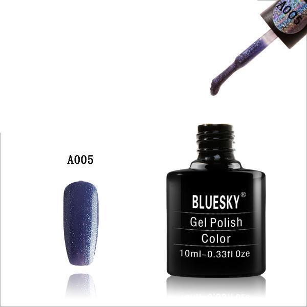 Bluesky A05 Raindrops UV/LED Soak Off Gel Nail Polish 10ml