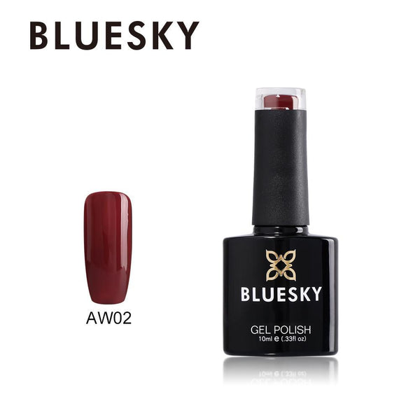 Bluesky AW02 UV/LED Soak Off Gel Nail Polish 10ml
