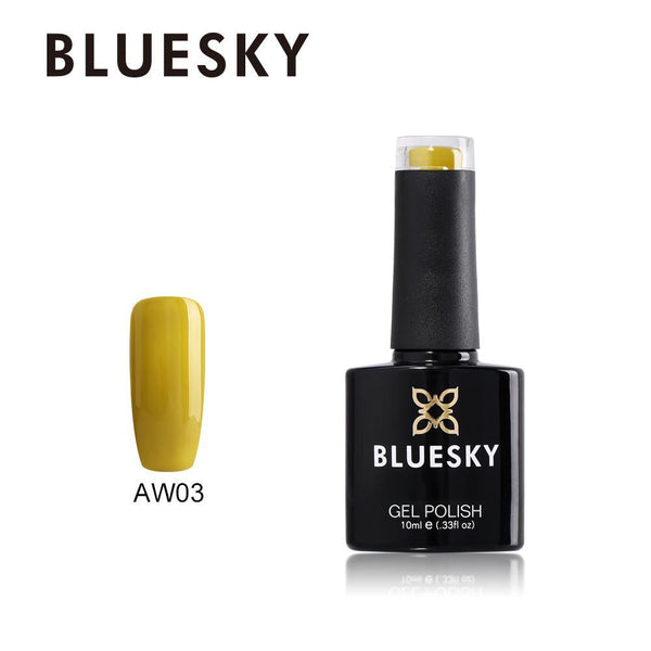 Bluesky AW03 UV/LED Soak Off Gel Nail Polish 10ml
