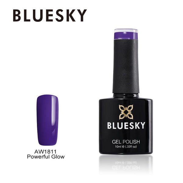 Bluesky AW1811 Powerful Glow UV/LED Soak Off Gel Nail Polish 10ml