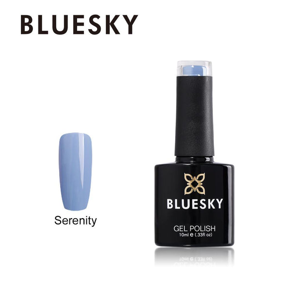 Bluesky Serenity UV/LED Soak Off Gel Nail Polish 10ml