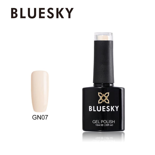 Bluesky GN07 Smooth Satin UV/LED Gel Nail Soak Off Polish 10ml