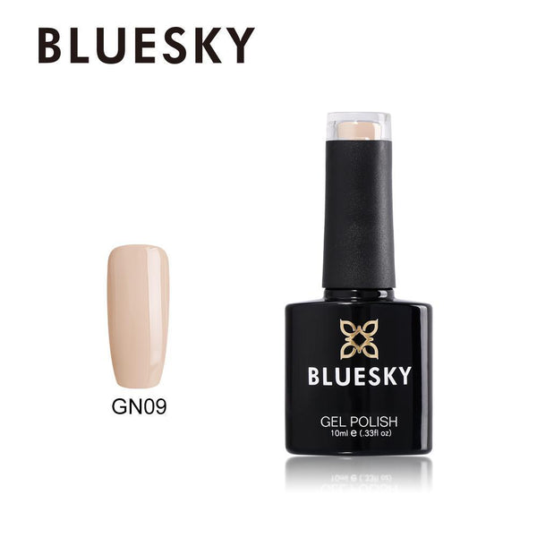 Bluesky GN09 Laced Up UV/LED Gel Nail Soak Off Polish 10ml