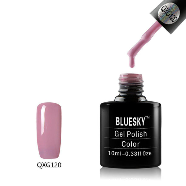 Bluesky QXG120 Bare Flesh UV/LED Soak Off Gel Nail Polish 10ml