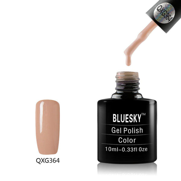 Bluesky QXG364 Skin UV/LED Soak Off Gel Nail Polish 10ml