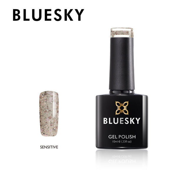 Bluesky Sensitive UV/LED Soak Off Gel Nail Polish 10ml