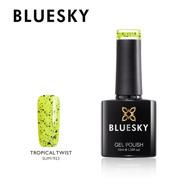 Bluesky Tropical Twist Sum1923 UV/LED Soak Off Gel Nail Polish 10ml
