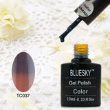 Bluesky TC37 Colour Change UV/LED Soak Off Gel Nail Polish 10ml