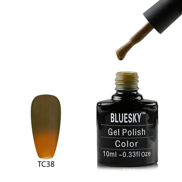 Bluesky TC38 Colour Change UV/LED Soak Off Gel Nail Polish 10ml