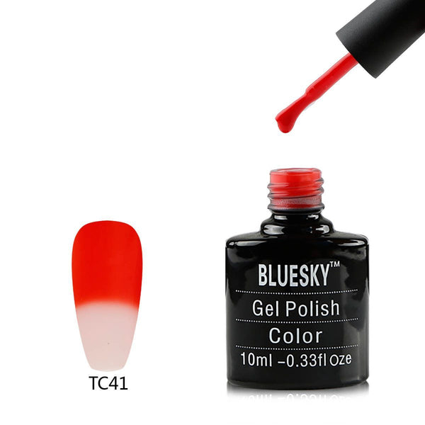 Bluesky TC41 Colour Change UV/LED Soak Off Gel Nail Polish 10ml