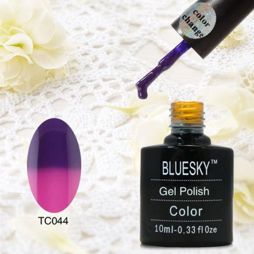 Bluesky TC44 Colour Change UV/LED Soak Off Gel Nail Polish 10ml