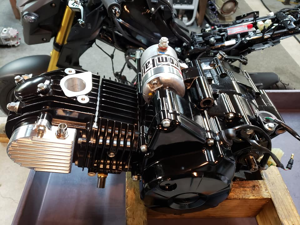 Custom Engine Build