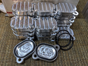 1 set of 2-Valve Covers (New)