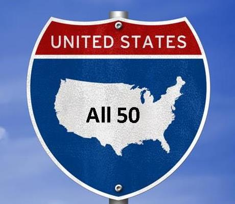 General Courses for all 50 States here