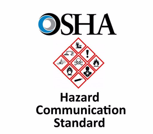 OSHA Hazard Communication Training:  1 CE