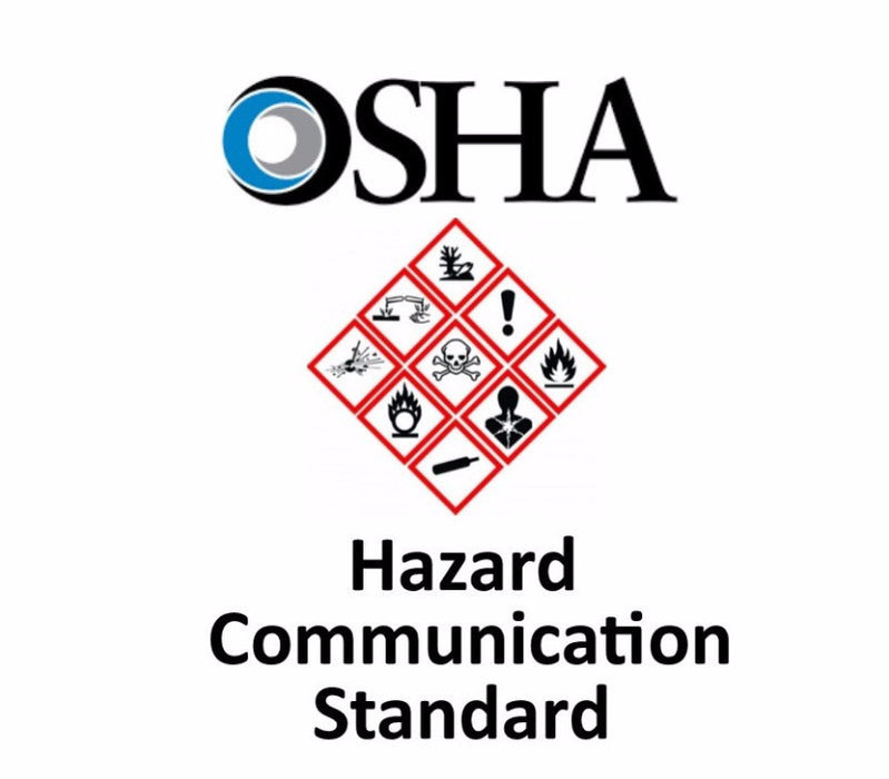 OSHA Hazard Communication Training:  1 CE here