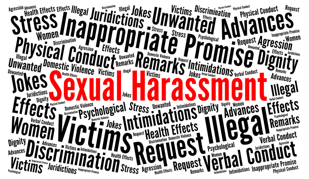 Sexual Harassment Prevention | for Staff 1 CE here