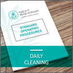 Daily Cleaning D-CLN-SOP-001