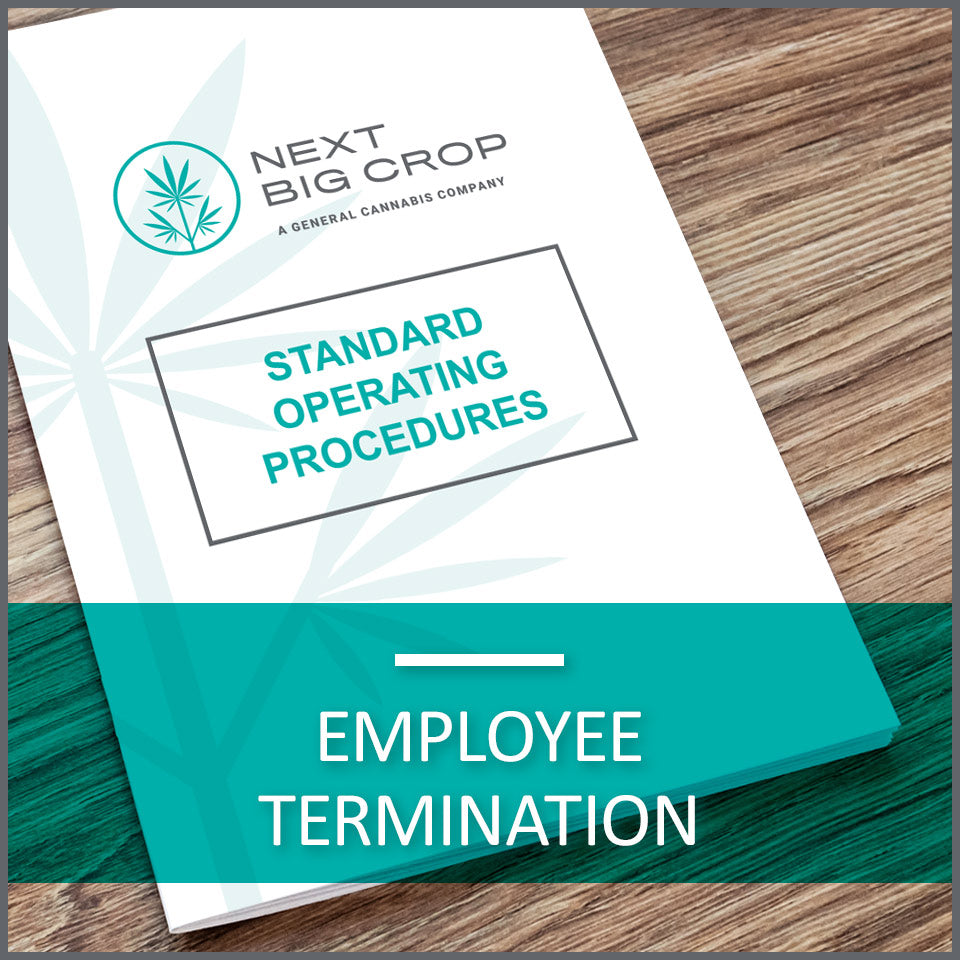 Employee Termination D-HR-SOP-003