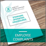 Employee Complaints D-HR-SOP-005