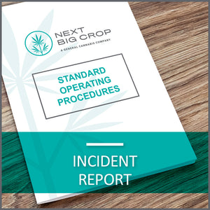 Incident Report D-HR-SOP-007