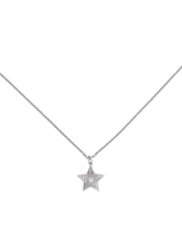 Load image into Gallery viewer, North Star Necklace - Silver