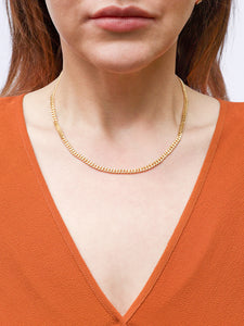 Everyday Curb Chain Necklace