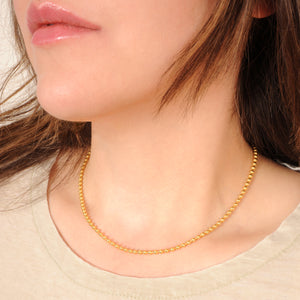 Essential Ball Necklace - Short