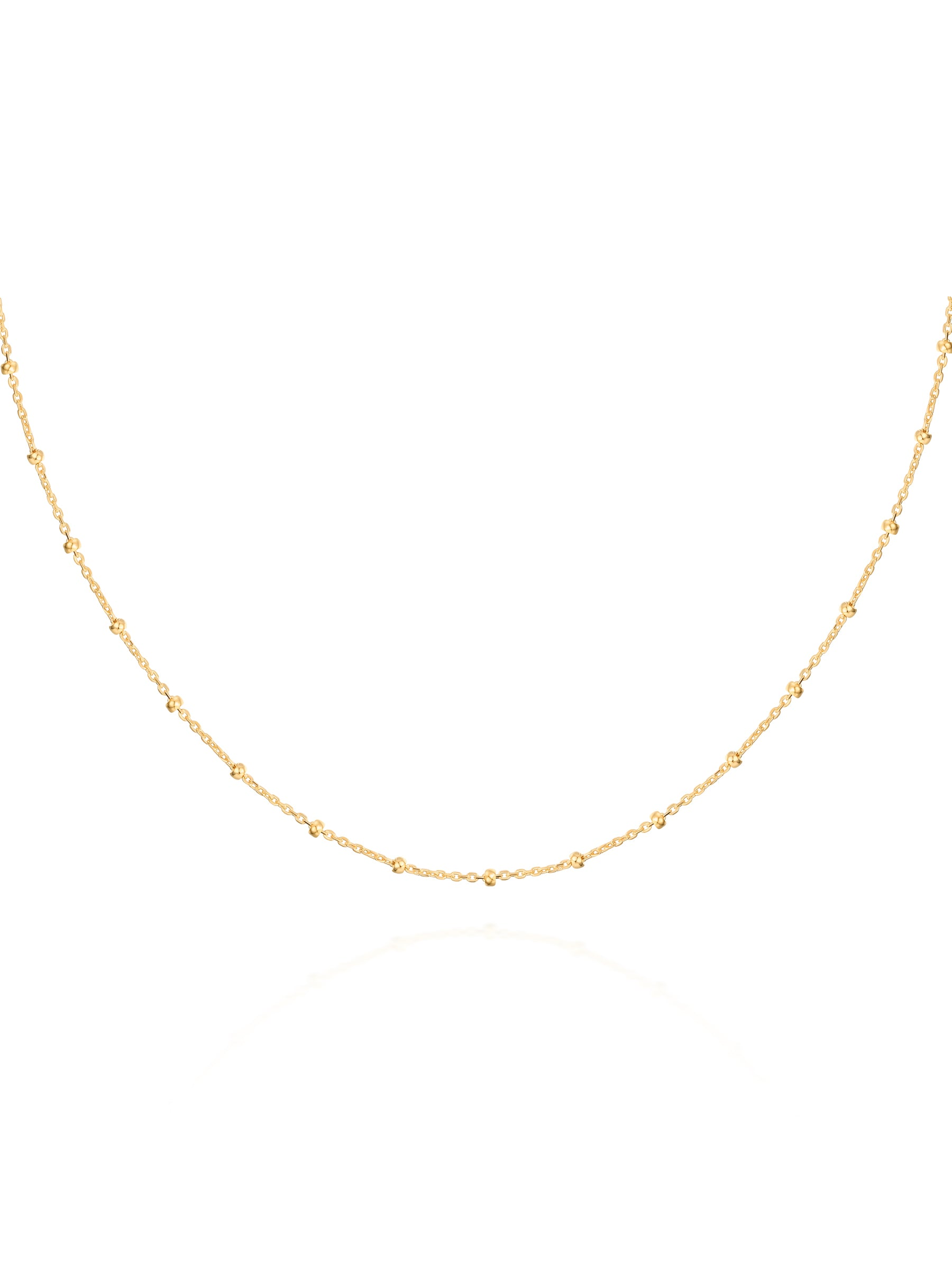2-in-1 Long Satellite Necklace