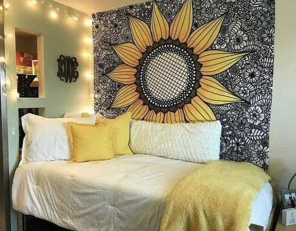 Sunflower Tapestry
