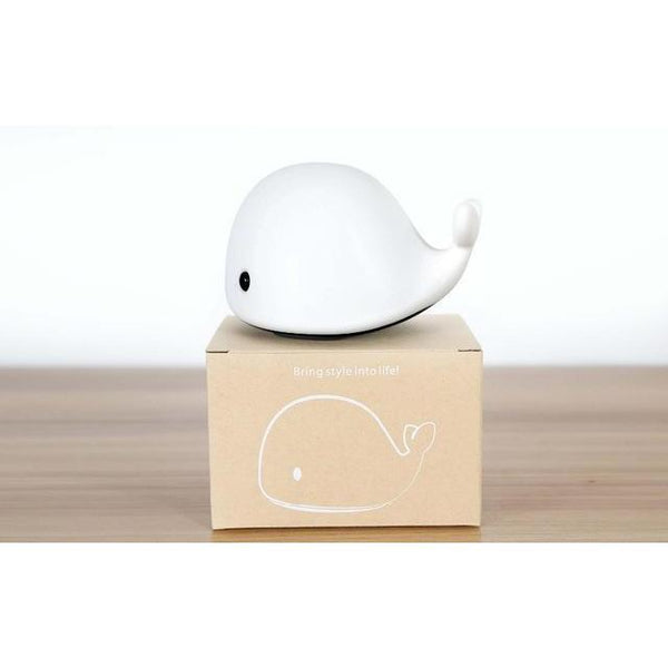 Cute Multicolor LED Light Baby whale