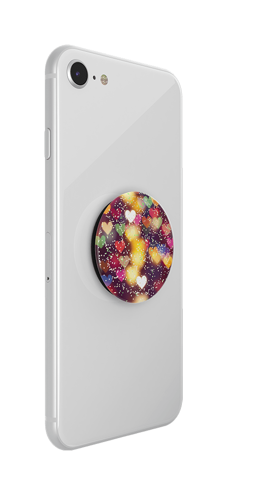 Brillo de corazones rotos, PopSockets