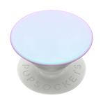 Color Cromo Sirena Blanco, PopSockets