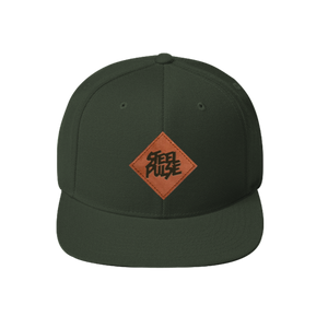 Green Patch Snapback
