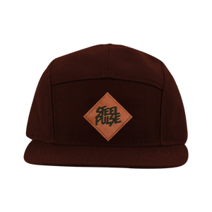 Maroon 5-Panel Patch Snapback