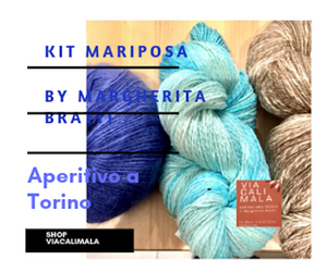 kit Mariposa shawl