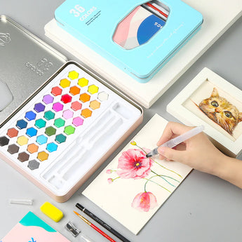 Ultimate Watercolor Set