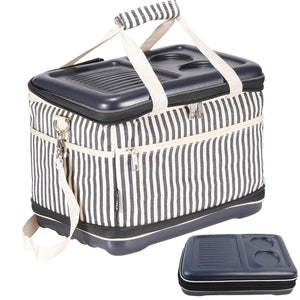 Collapsible Folding Insulated Cooler