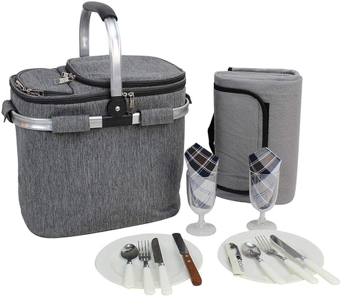 Picnic Tote Set | 4 Person